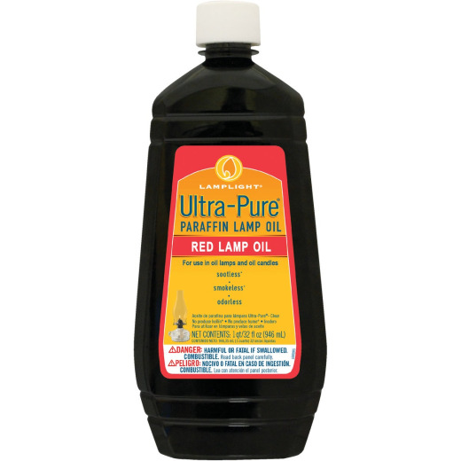 Lamplight Farms 32 Oz. Red Ultra-Pure Lamp Oil